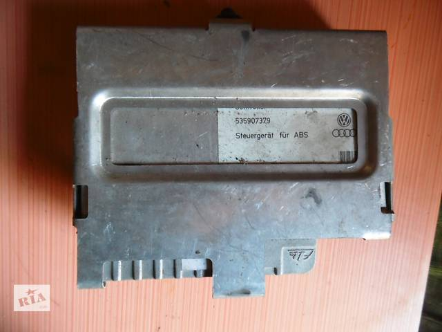 бу Б/у блок управления abs для легкового авто Volkswagen Passat B3 в Дубно