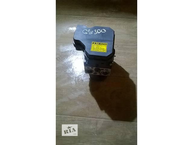 продам Б/у блок управления abs для седана Lexus GS 300 2007г бу в Киеве