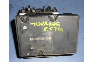 б/у Блок управления ABS Volkswagen Touareg