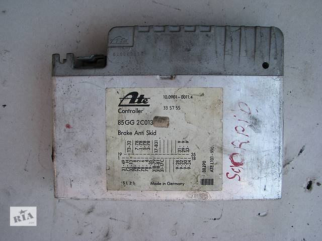 купить бу Б/у блок управления ABS Ford Scorpio/Sierra 1983-1992 в Броварах