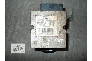 б/у Блоки управления ABS Opel Vivaro груз.