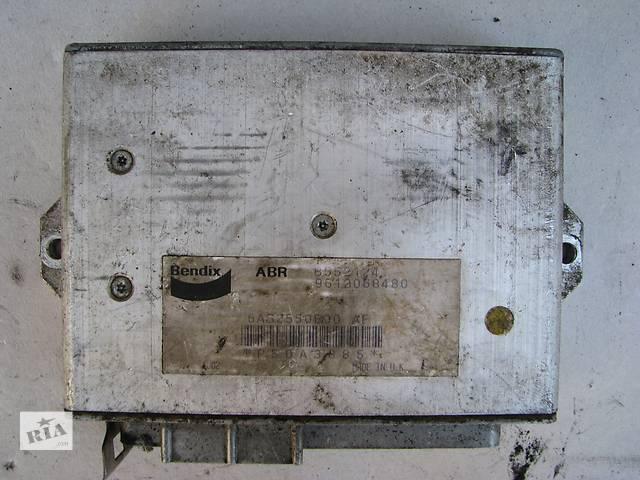 купить бу Б/у блок управления ABS Peugeot 106 1A/1C 1991-1996 в Броварах