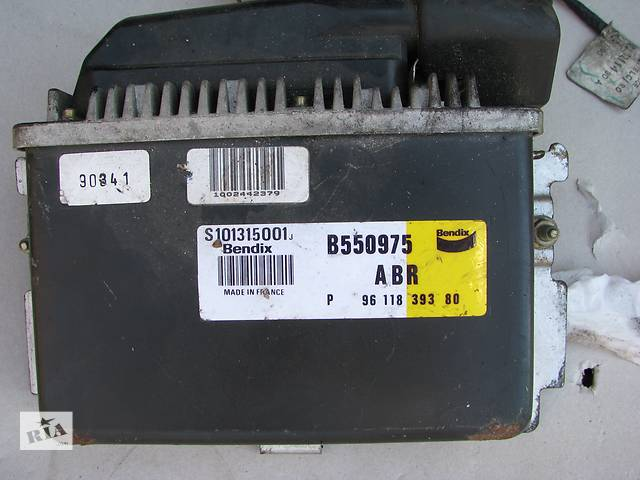 бу Б/у блок управления ABS Peugeot 605 1989-1999 в Броварах