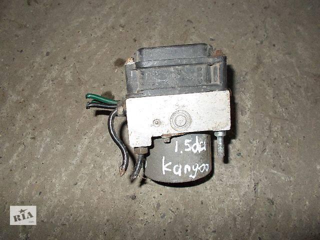 купить бу Б/у блок управления abs Renault Kangoo 1.5 dci в Стрые