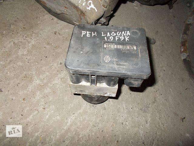 купить бу Б/у блок управления abs Renault Laguna 1.9 dci в Стрые