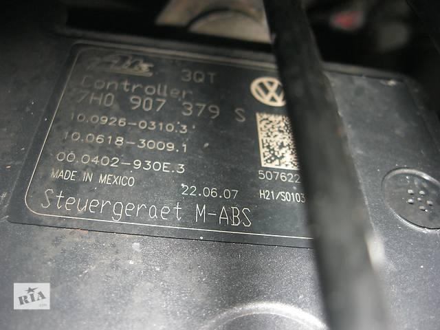 бу Б/у блок управления abs  Volkswagen T5 (Transporter) 2.5 tdi. в Ровно