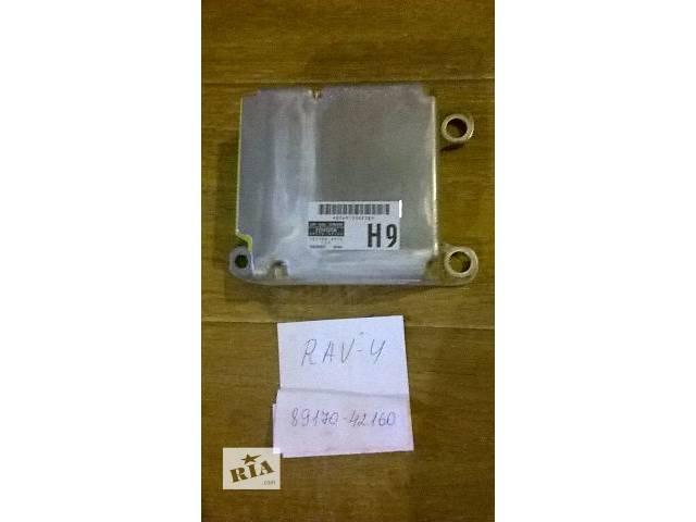 купить бу Б/у блок управления airbag 89170-42160 для кроссовера Toyota Rav 4 2002-2005г в Киеве
