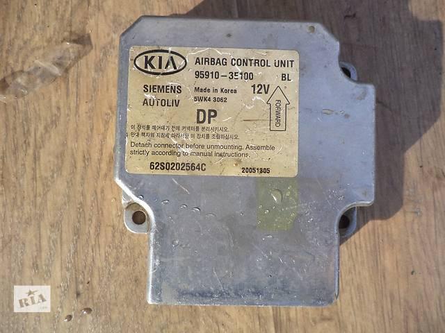 продам Б/у блок управления airbag 95910-3E100 для кроссовера Kia Sorento 2002-2006г бу в Киеве