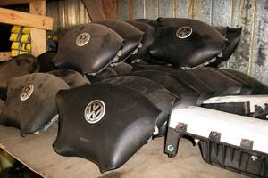 б/у Блоки управления AirBag Volkswagen Crafter груз.