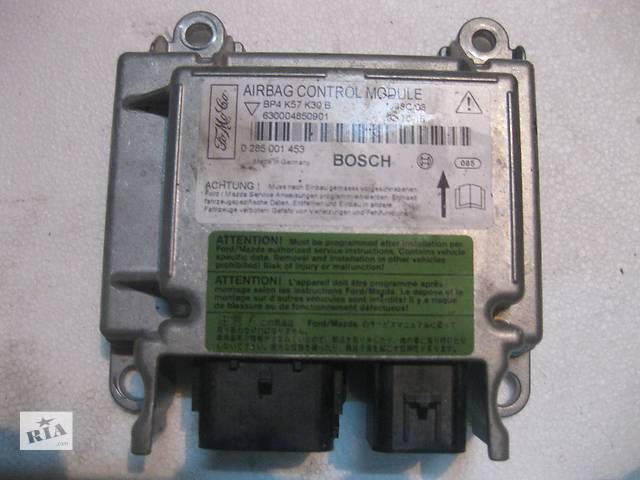 продам Б/у блок управления airbag для легкового авто Mazda 3 бу в Львове