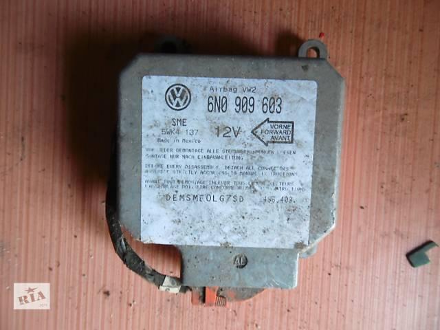 бу Б/у блок управления airbag для легкового авто Renault Espace в Дубно (Ровенской обл.)