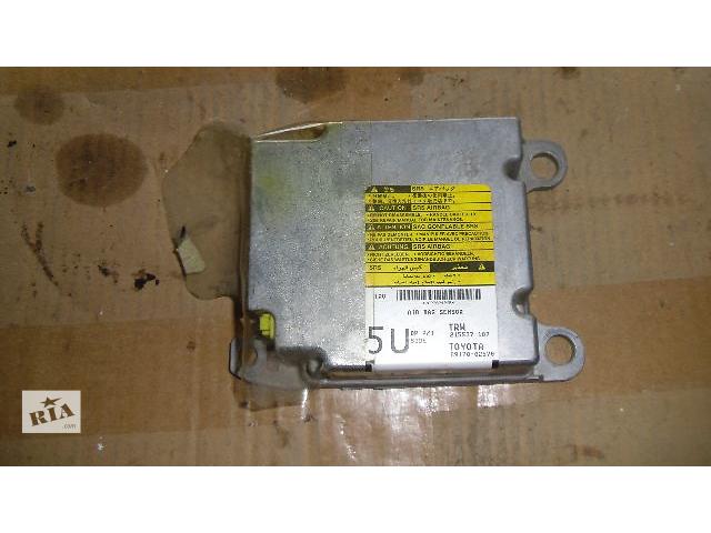 продам Б/у блок управления airbag для легкового авто Toyota Auris 2008 бу в Коломые