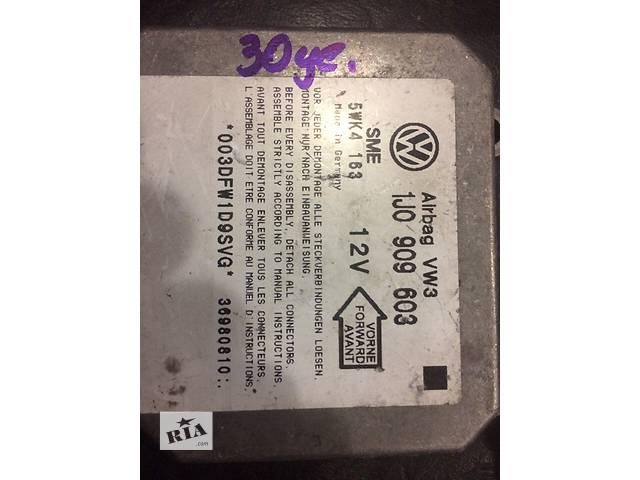 купить бу Б/у блок управления airbag для легкового авто Volkswagen 1J0 909 603 в Умани
