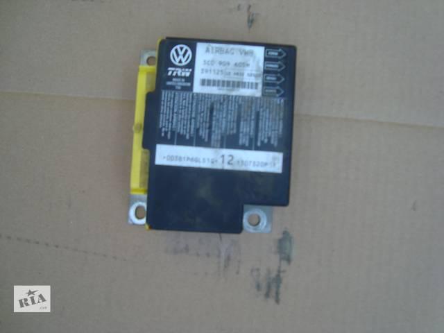 бу Б/у блок управления airbag для легкового авто Volkswagen Passat B6 в Киеве