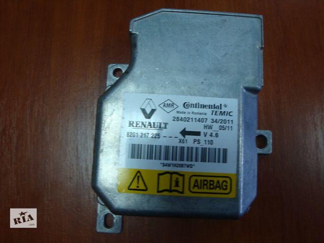 продам Б/у блок управления airbag для минивена Renault Kangoo бу в Черновцах