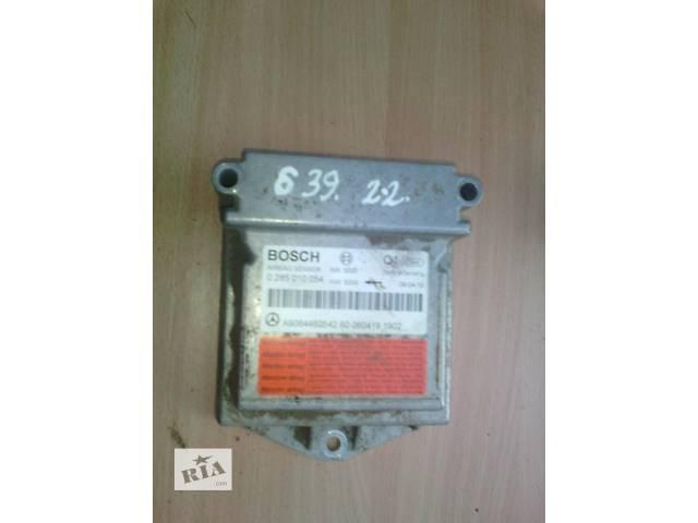купить бу Б/у блок управления airbag Mercedes Vito 639 в Маневичах
