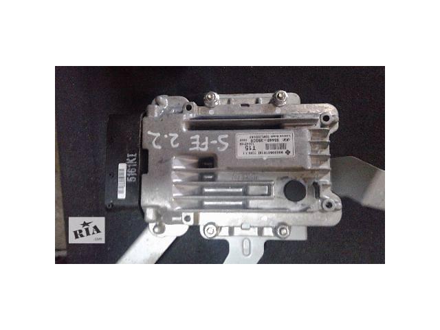 купить бу Б/у Подставка кріплення блока управления АКПП 95440-3BGC0 для легкового авто Hyundai Santa FE 2.2 (2013-2017) в Ровно