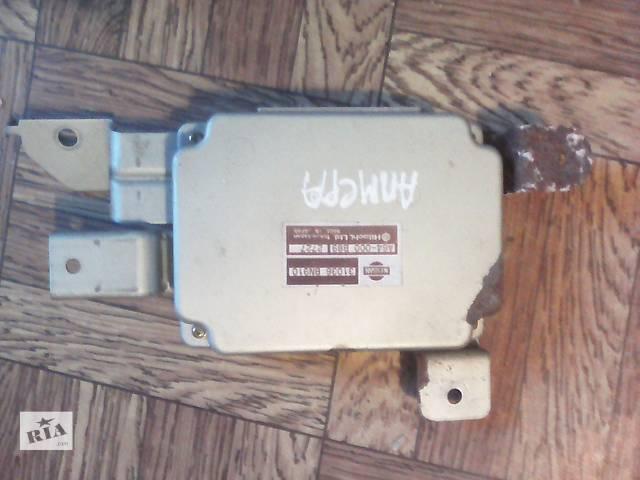 купить бу Б/у блок управления AKПП для седана Nissan AlmeraN16 в Киеве