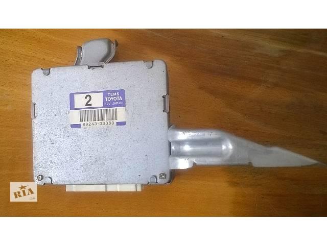 бу Б/у блок управления 89243-33080 амортизаторами с переменой жесткостью для седана Lexus ES 330 2004,  в Киеве