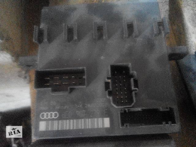 бу Б/у Блок управления бортовой сети для легкового авто Audi A4 2004 в Львове
