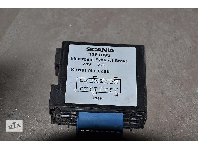 продам Б/у блок управления интардером Scania 124 бу в Тернополе