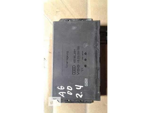 купить бу Б/у блок управления для легкового авто Audi 4B0962258H в Львове