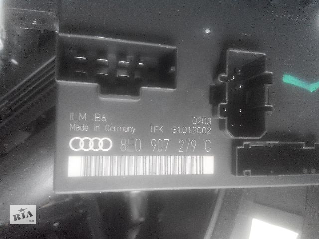 бу Б/у блок управления для легкового авто Audi A4 2003 в Львове