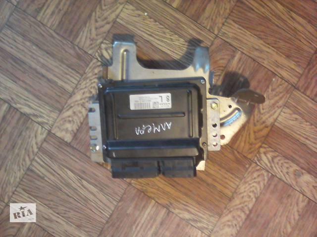 продам Б/у блок управления двигателем для седана Nissan AlmeraN16 бу в Киеве