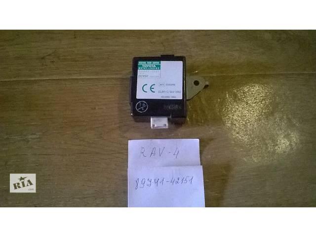продам Б/у блок управления двери 89741-42151 для кроссовера Toyota Rav 4 2002г бу в Киеве
