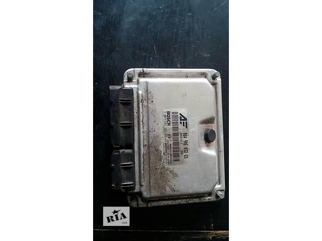 Б/у блок управления двигателем 06a906032gs Volkswagen Sharan №2328000- объявление о продаже  в Львове