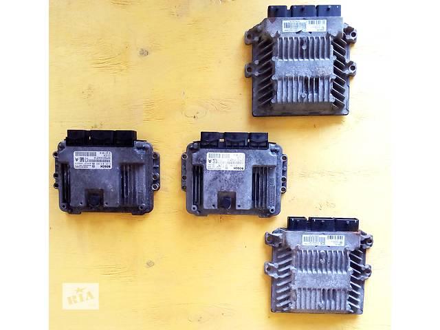 купить бу Б/у блок управления двигателем 1,6/2,0 Скудо Експерт Джампі Джампи Scudo Expert Jumpy (3) с 2007г. в Ровно