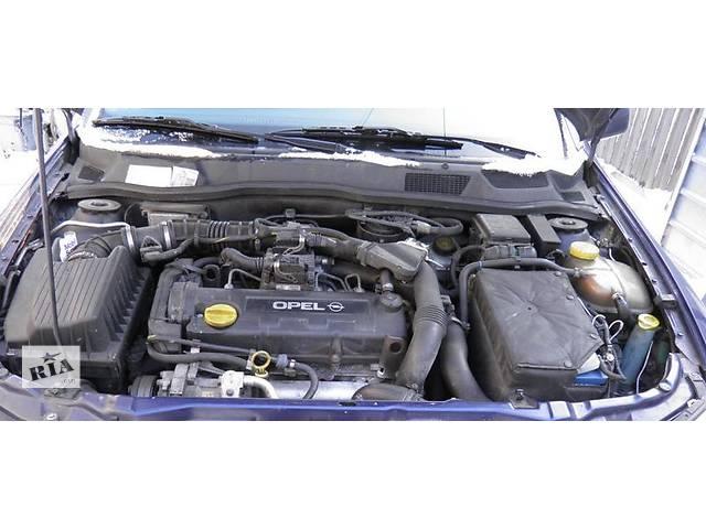 купить бу Б/у блок управления двигателем 1.7DTI Opel Astra G в Киеве