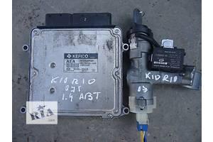 б/у Блоки управления двигателем Kia Rio