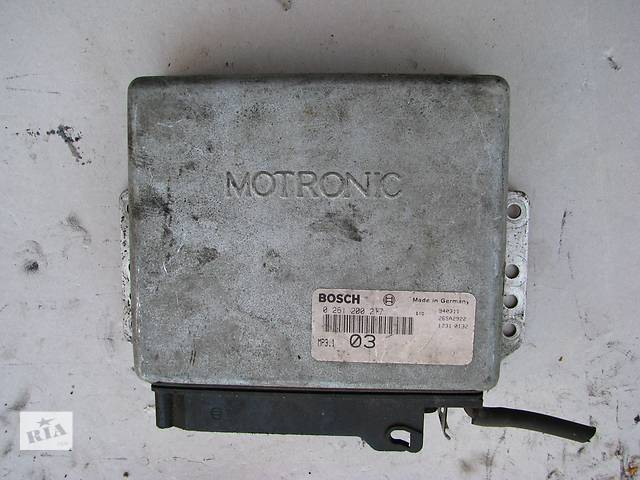 купить бу Б/у блок управления двигателем Citroen AX GTi/Peugeot 106 XSi 1.4 1991-1996 в Броварах
