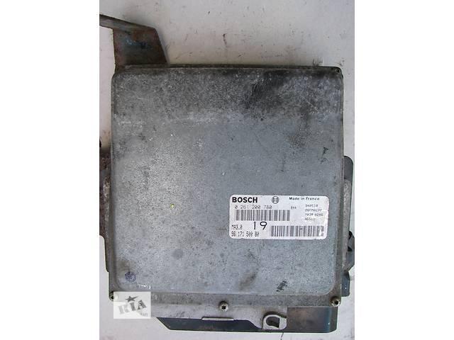 Б/у блок управления двигателем Citroen AX/Peugeot 106/205 1.0 1993-1996- объявление о продаже  в Броварах
