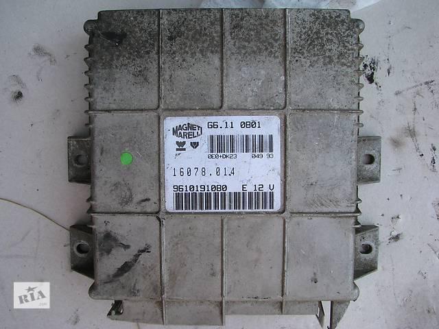 Б/у блок управления двигателем Citroen AX/Peugeot 106/205 1.1 1992-1993- объявление о продаже  в Броварах