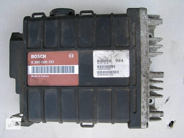 бу Б/у блок управления двигателем Citroen AX/ZX/Peugeot 106 1.1 1990-1996 в Броварах