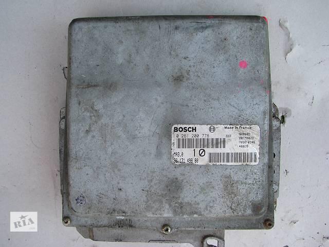 купить бу Б/у блок управления двигателем Citroen AX/ZX/Peugeot 106/205/306 1.4 в Броварах