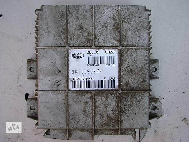 Б/у блок управления двигателем Citroen BX/ZX/Peugeot 205/309/405 1.6 1991-1997- объявление о продаже  в Броварах