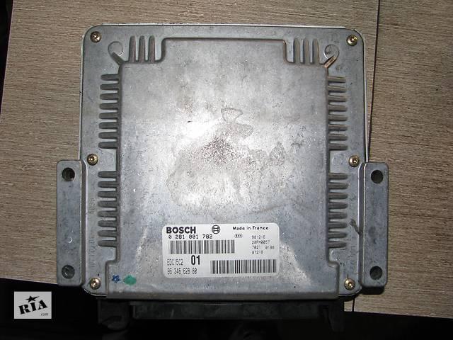 бу Б/у блок управления двигателем Citroen Xantia 2.0HDi, 9634662880, BOSCH 0281001782 в Броварах