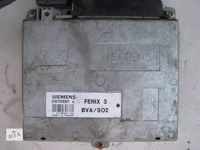 Б/у блок управления двигателем Citroen XM/Peugeot 605 3.0 V6 1990-1998- объявление о продаже  в Броварах