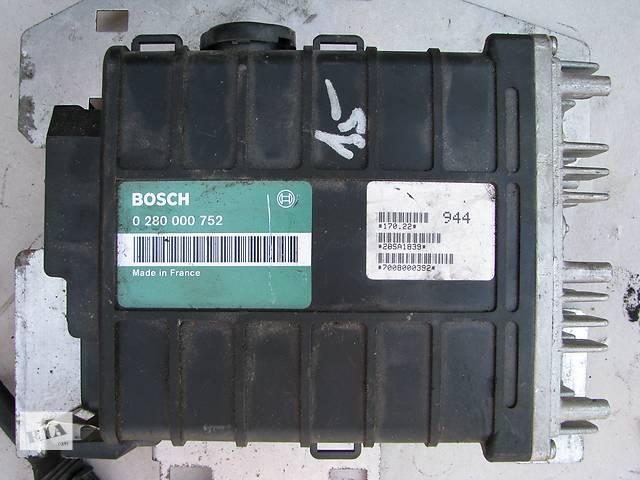 продам Б/у блок управления двигателем Citroen ZX/Peugeot 106/205 1.4 1991-1996 бу в Броварах