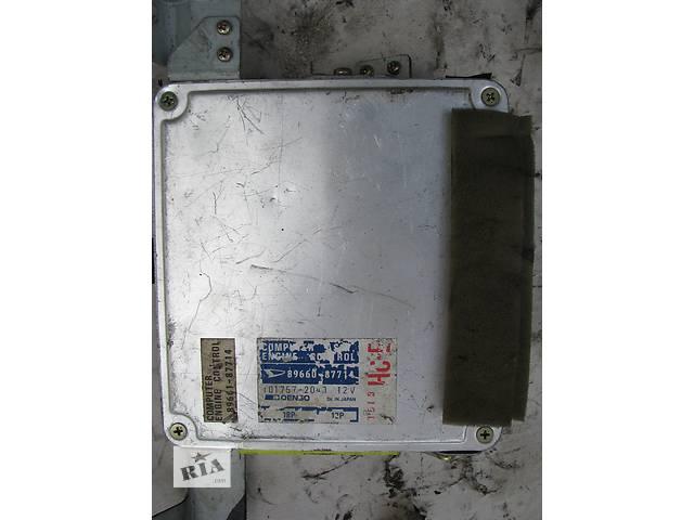 продам Б/у блок управления двигателем Daihatsu Charade 1.3i 1987-1993 бу в Броварах