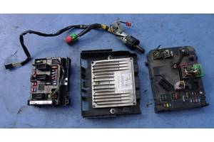 б/у Блоки управления двигателем Citroen C3