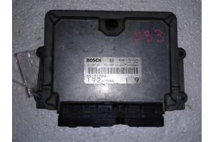 б/у Блоки управления двигателем Fiat Stilo