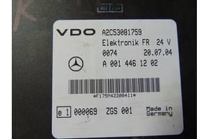 б/у Блоки управления двигателем Mercedes Vario груз.