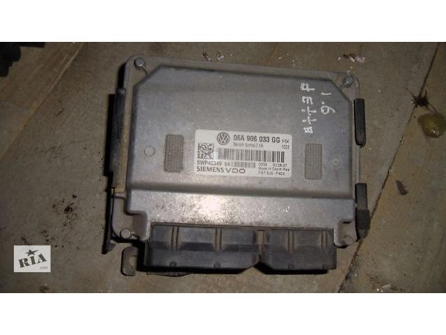 бу Б/у блок управления двигателем для легкового авто 1.6 бензин Volkswagen Jetta 2008 в Коломые