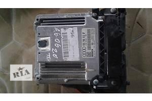 б/у Блоки управления двигателем Audi