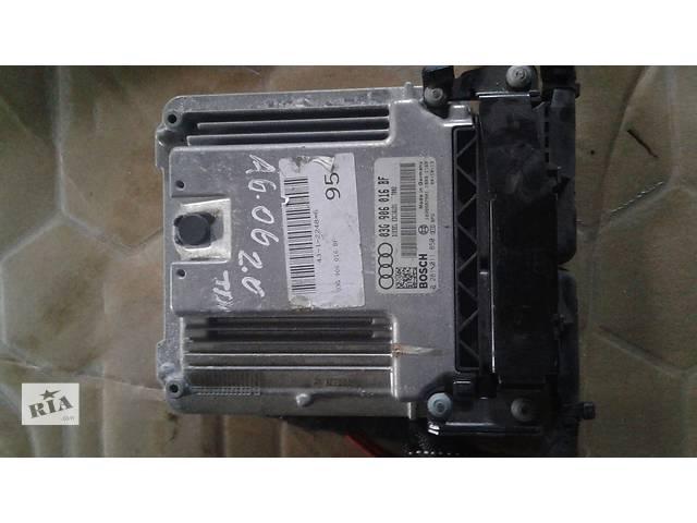 продам Б/у блок управления двигателем для легкового авто Audi 03G906016BF бу в Львове