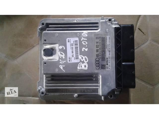 купить бу Б/у блок управления двигателем для легкового авто Audi 03L906022MK в Львове